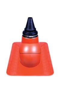 Kominki wentylacyjne Toolco: przejście antenowe pod gont i papę