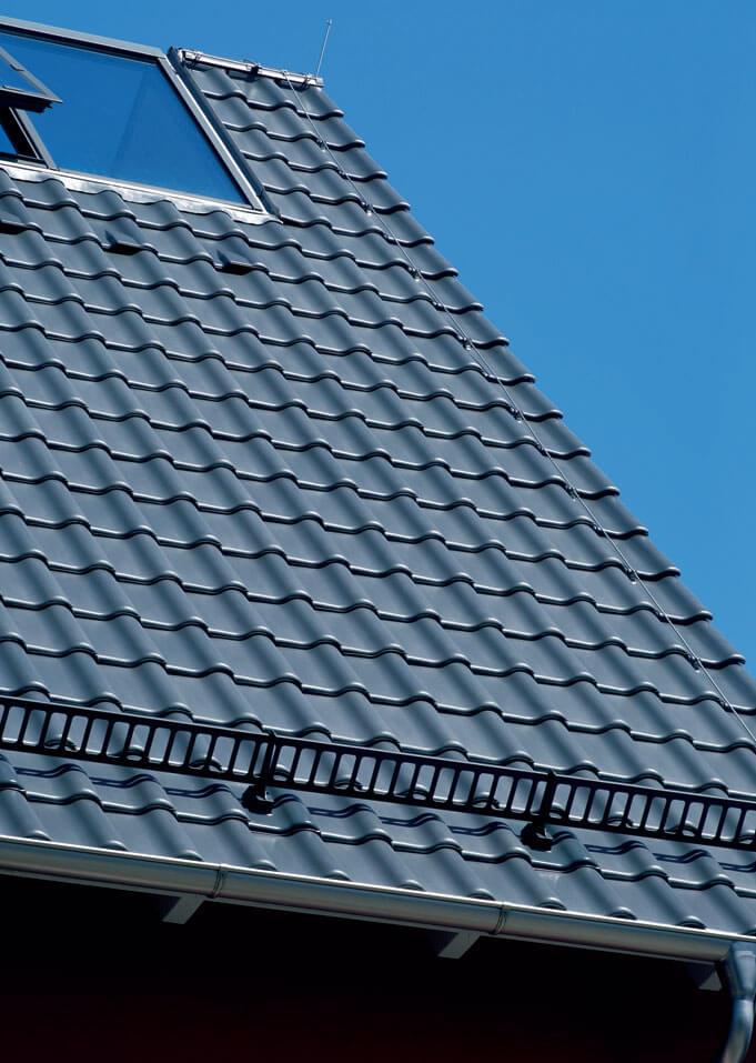 Trwałe dachówki ceramiczne CREATON Polska
