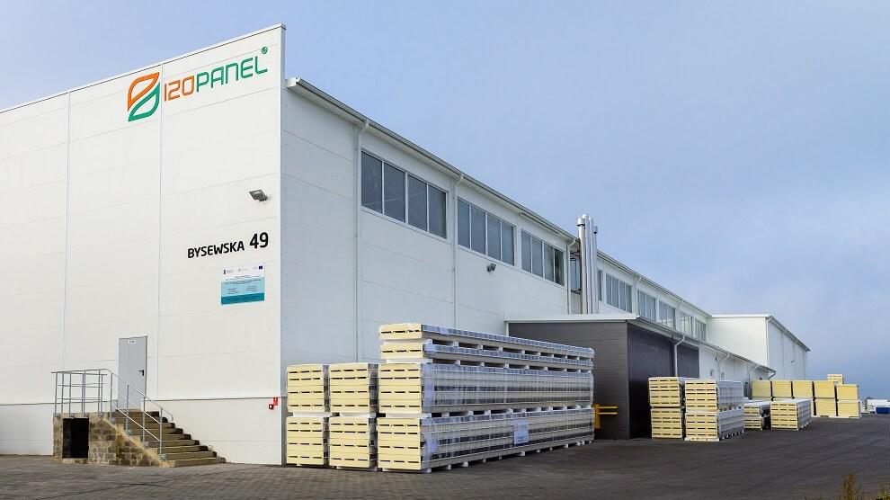 Izopanel hala PUR2-producent płyt warstwowych
