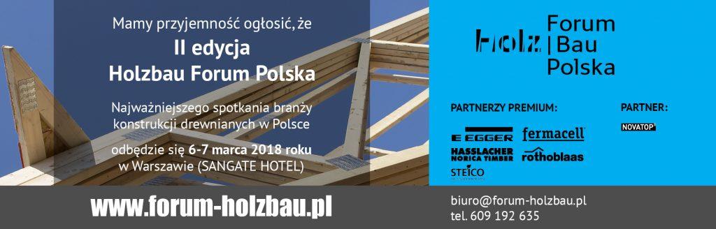Holzbau Forum Polska
