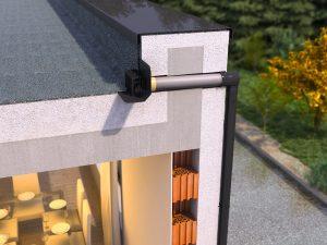Nowatorski system odwodnienia dachów płaskich Galeco