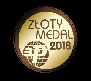 Blachodachówka REN firmy Blachy Pruszyński została nagrodzona Złotym Medalem Międzynarodowych Targów Poznańskich BUDMA 2018