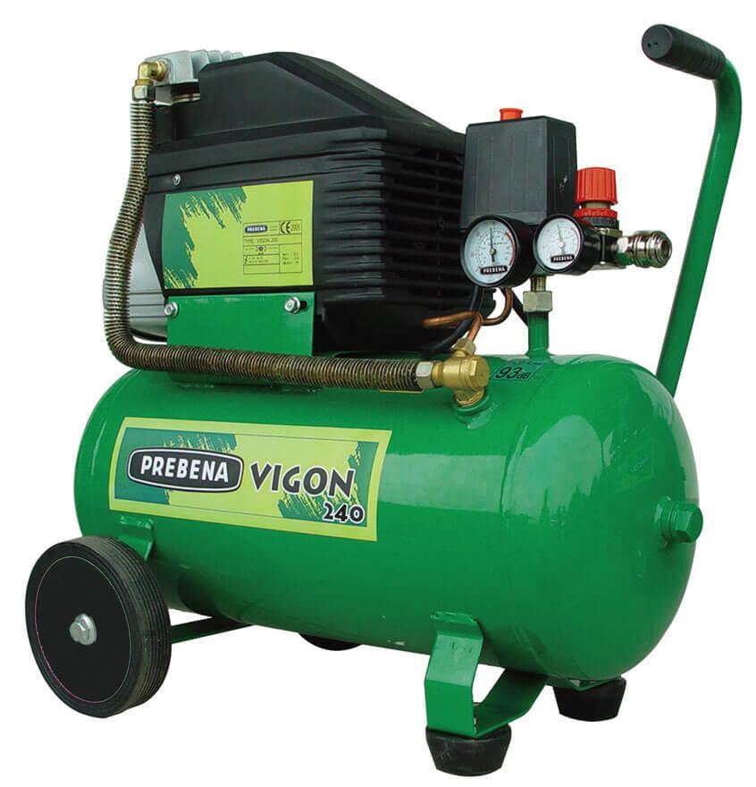 VIGON 240. Kompresor czy sprężarka – przegląd modeli na rok 2018