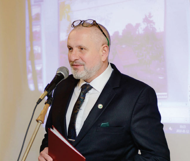 Szkoła drzewna w Garbatce-Letnisku - nowy organ prowadzący