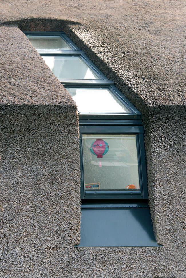 Strzecha | zespolenie okna dachowe FAKRO | moduł mansardowy FAKRO