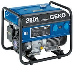 Agregaty prądotwórcze GEKO