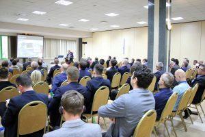 holzbau forum 2018 - Drewno - jako odpowiedź na wyzwania współczesnej ekologii, a także architektury