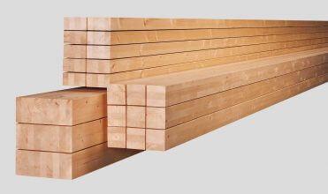 Konstrukcyjne drewno lite – KVH