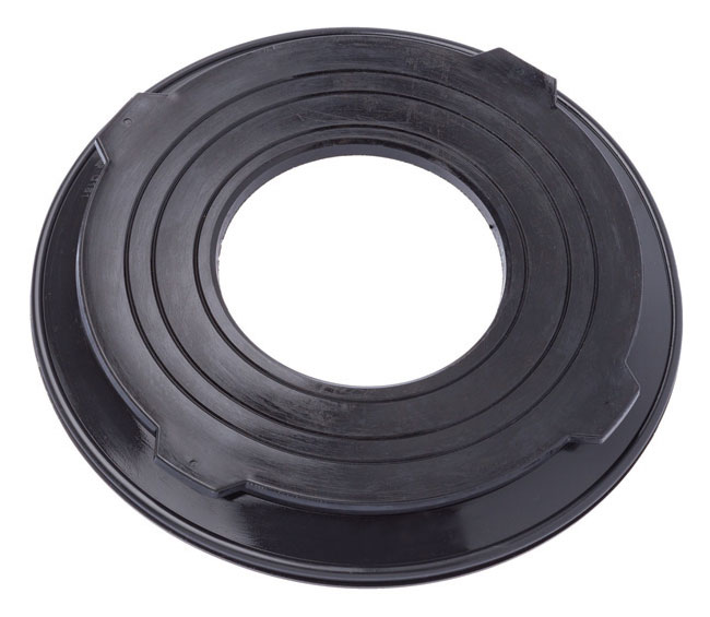 Uniwersalny pierścień uszczelniający przejście przez membranę DN100 – DN150 - dachówki z kominkiem wentylacyjnym