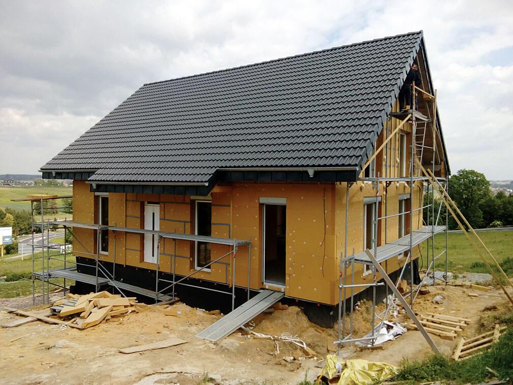 Domy w technologii HBE firmy Tatarczuch