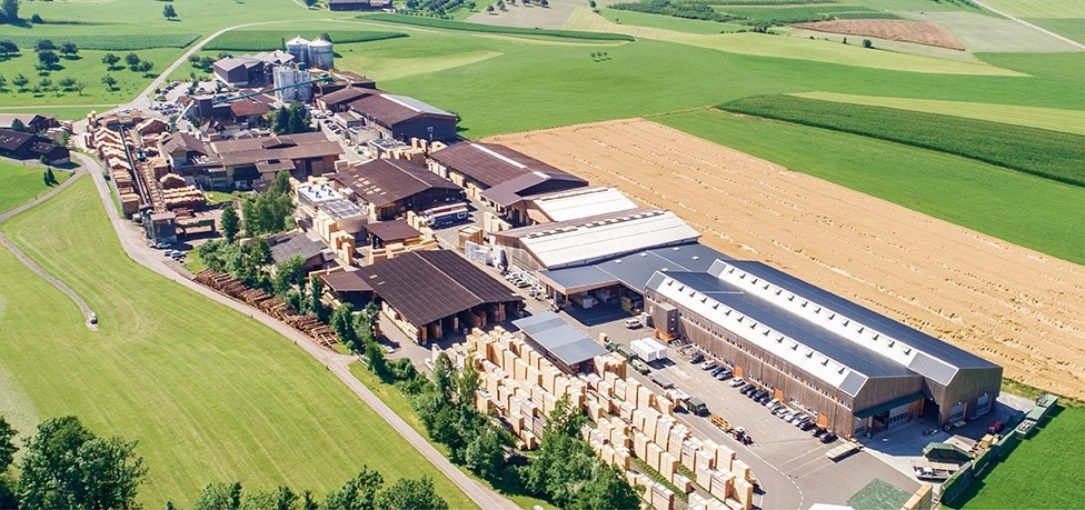 Zakłady produkcyjne grupy Lehmann Gruppe źródło: http://www.blumer-lehmann.ch