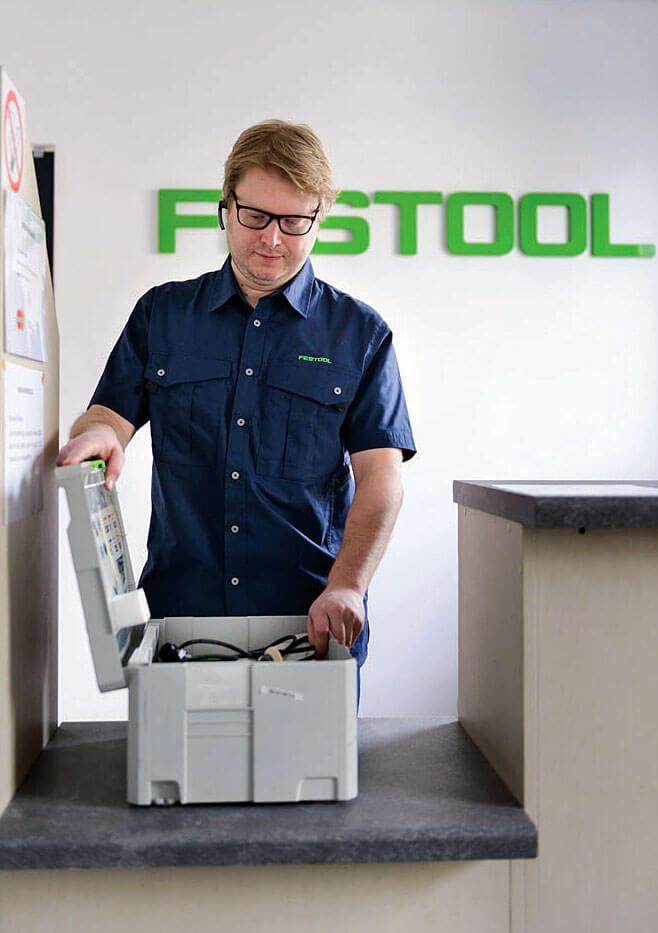 Centralny Serwis Festool. Festool SERVICE
