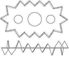 Pierścień kolczasty dwustronny Bulldog C3