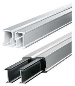Profil aluminiowy PeterSystem. System montażu tarasów Peter System