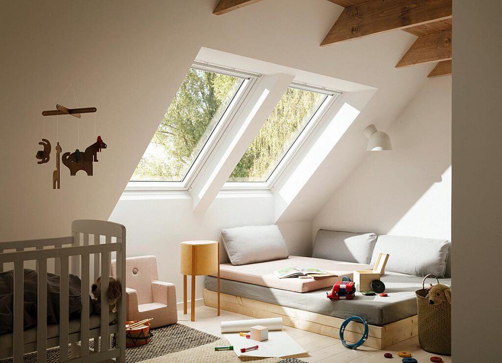 Energooszczędne okna dachowe