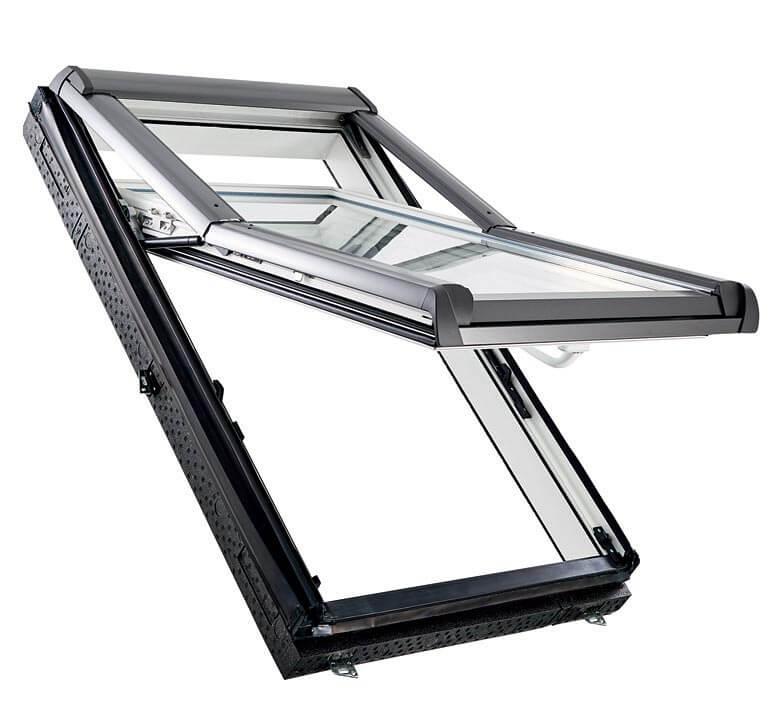 Okno dachowe Designo R79 WD – Potrójna Ochrona