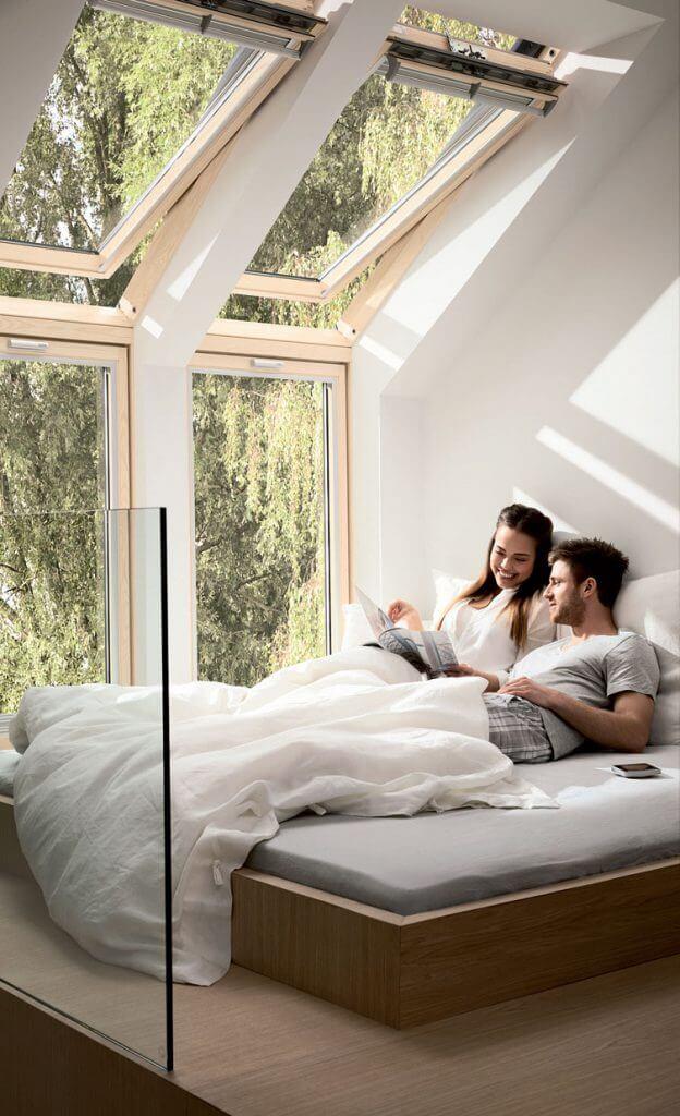 Zestawy okienne VELUX – teraz stać Cię na więcej światła