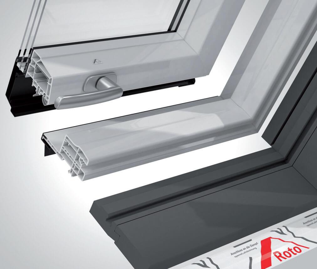 Okno Roto Designo R8. Przepis na ciepłe okna Roto