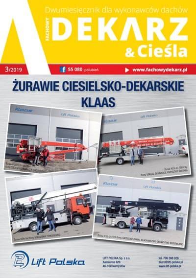 Fachowy Dekarz & Cieśla 3-2019