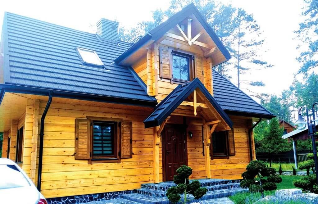 Golbalux – energooszczędne domy z bieszczadzkiego drewna