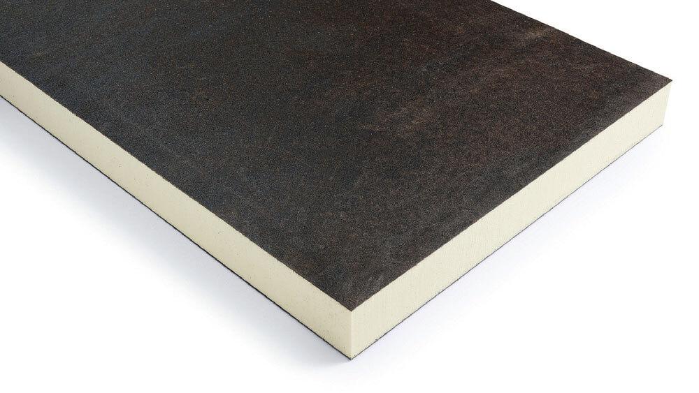 Eurothane® Bi-4A - Spadkowe płyty na dachy płaskie i tarasy z hydroizolacją bitumiczną