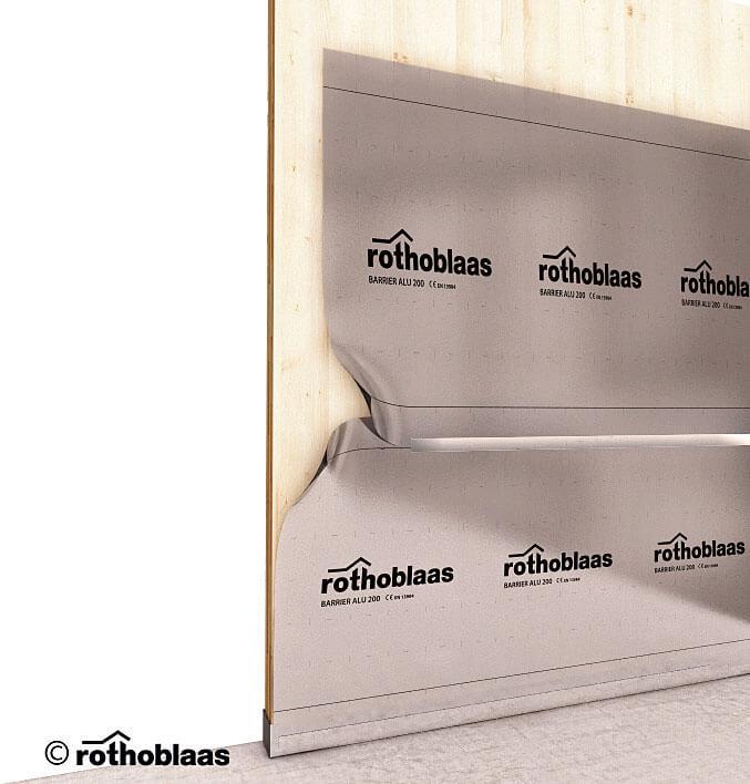 Membrana paroszczelna Rothoblaas