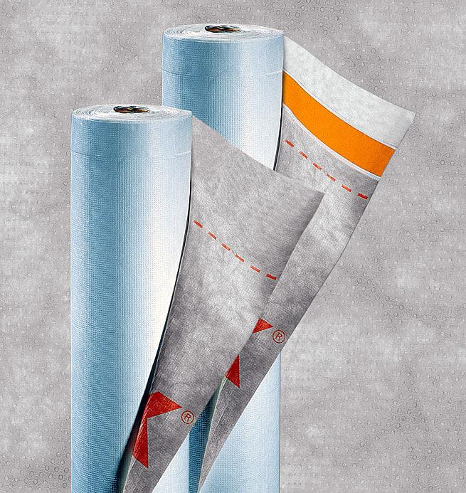 Tyvek® Supro, Tyvek® Pro (z dodatkową taśmą klejącą lub bez) – to uniwersalne, paroprzepuszczalne membrany dachowe. Odmiana Supro, z racji grubszej warstwy funkcyjnej, jest mocniejsza i objęta 25-letnią gwarancją. Tyvek® Pro jest materiałem tańszym, ale z gwarantowaną funkcjonalnością na 15 lat.