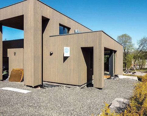 Eco-house - milimetry mają znaczenie