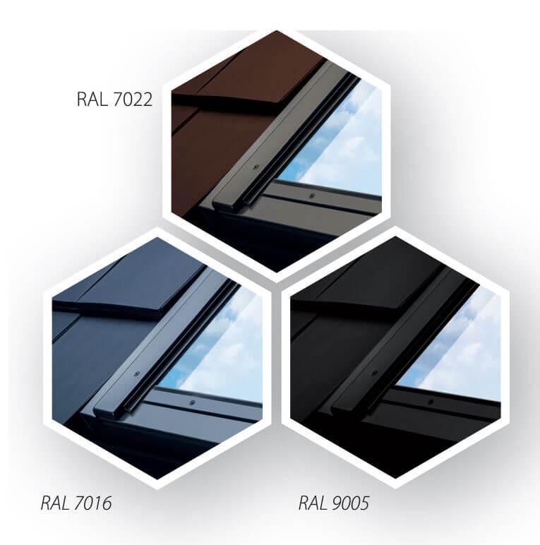 Trzyszybowe okna dachowe Fakro