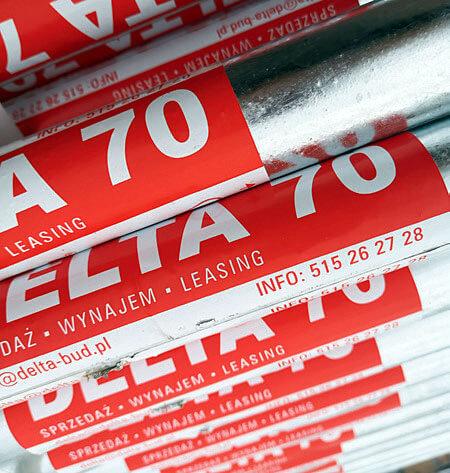 Znakowanie i logowanie DELTA