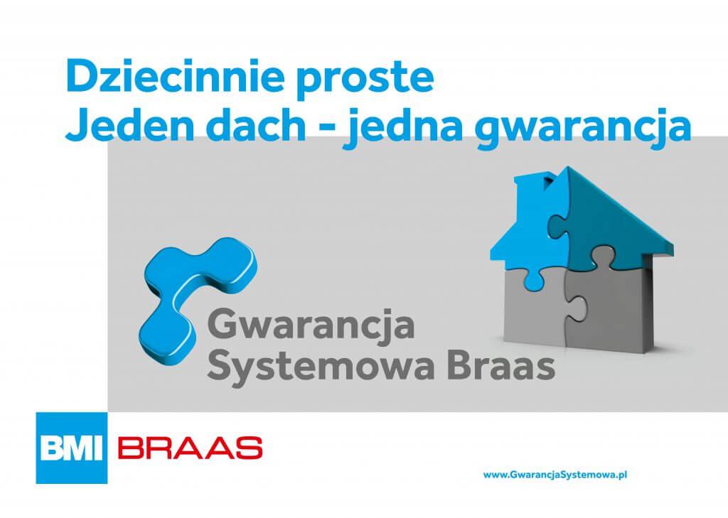 Gwarancja Systemowa BMI Braas