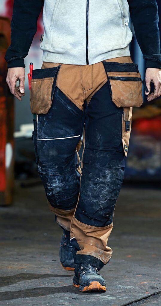 Spodnie Snickers Workwear 6314 RuffWork
