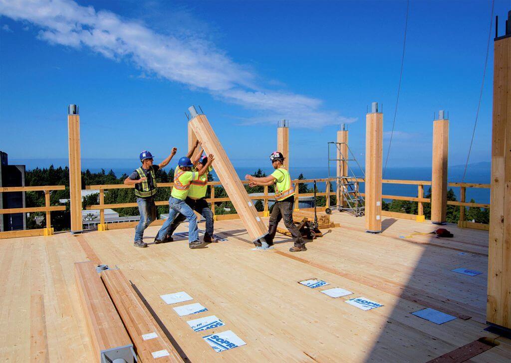 Trendy w drewnie: 7 głównych do analizy w 2020