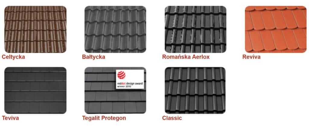 Dachówki betonowe BMIBraas