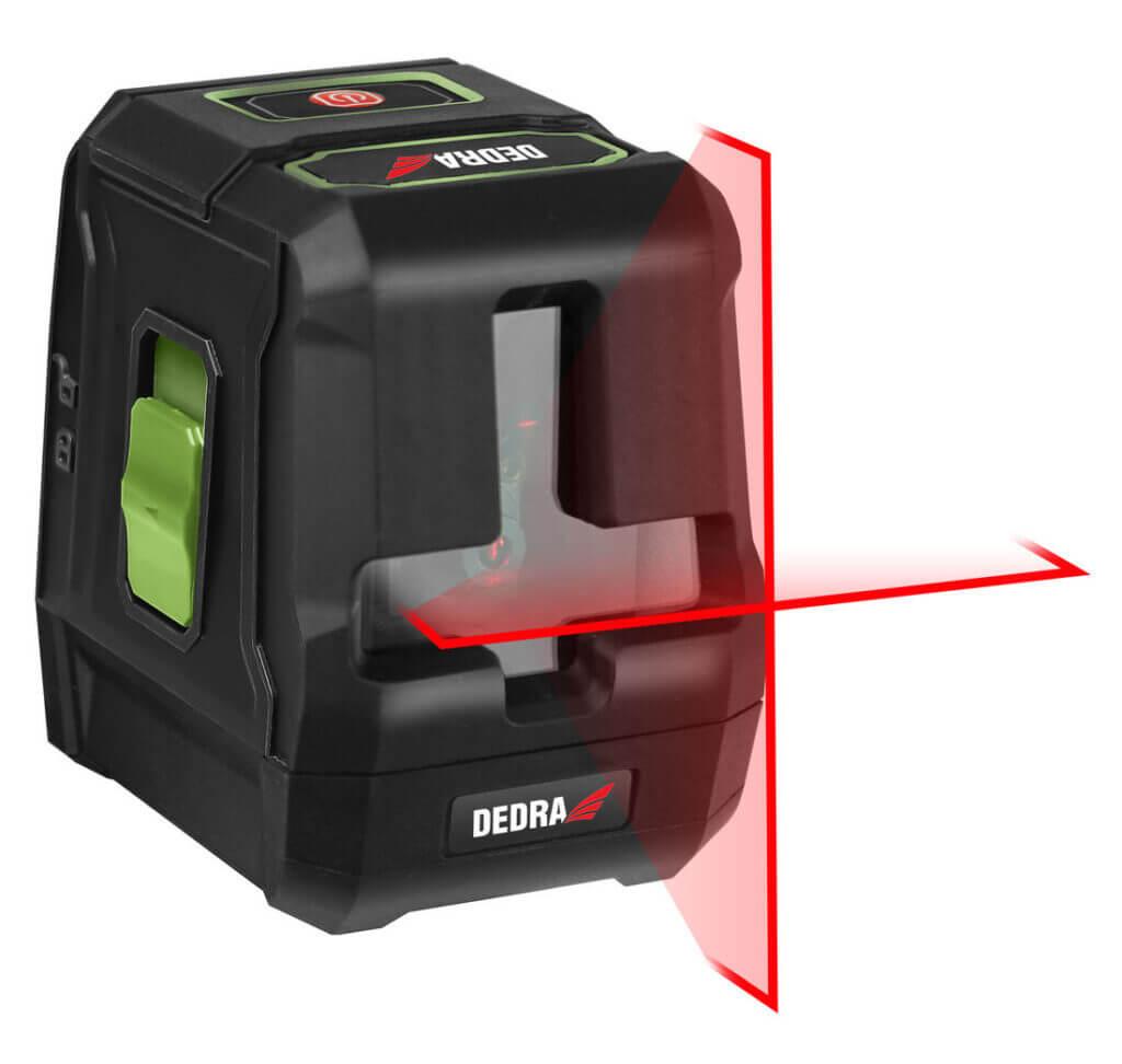 Laser krzyżowy DEDRA MC0901
