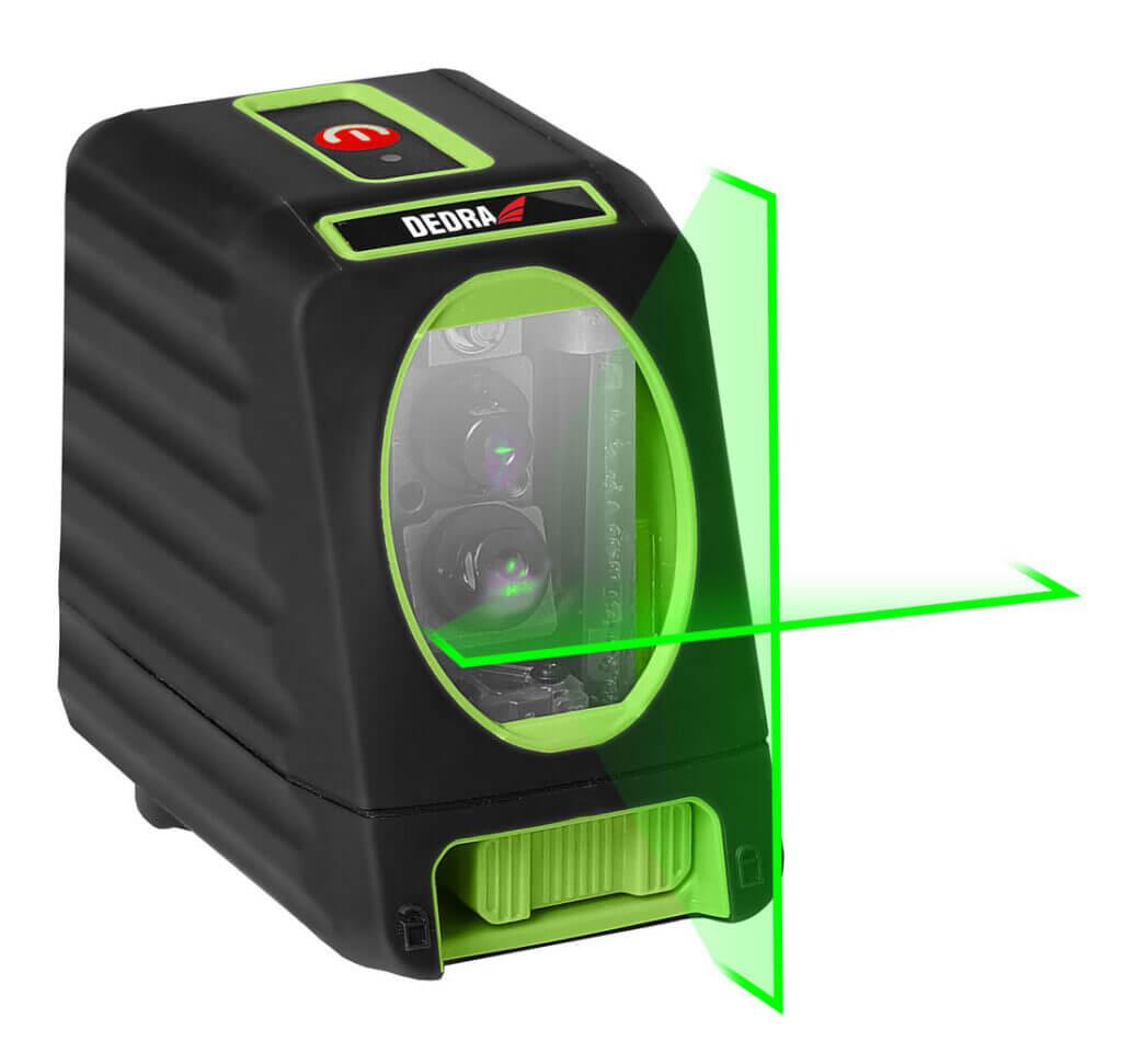 Laser krzyżowy DEDRA MC0903