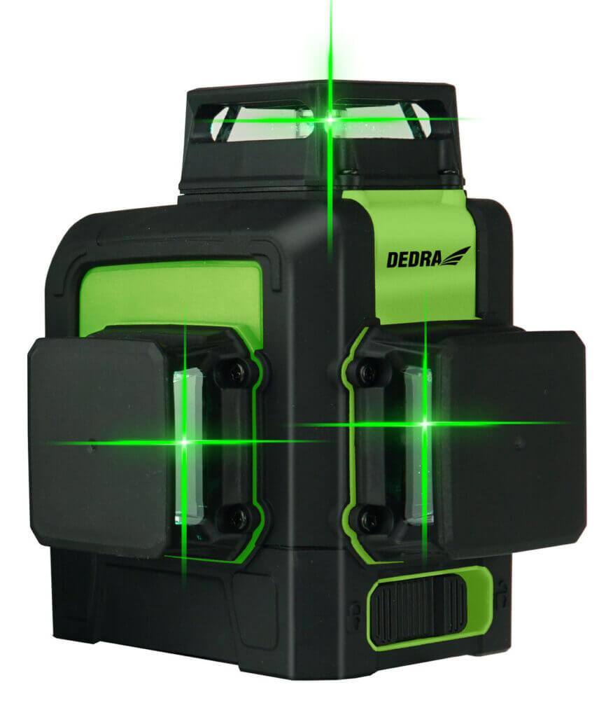 Laser krzyżowy DEDRA MC0904