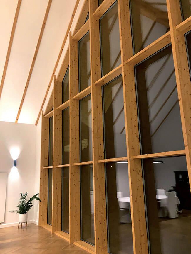 Fasady drewniane