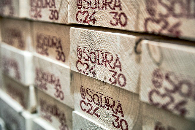 SODRA POLSKA dostawcą drewna certyfikowanego ze Skandynawii